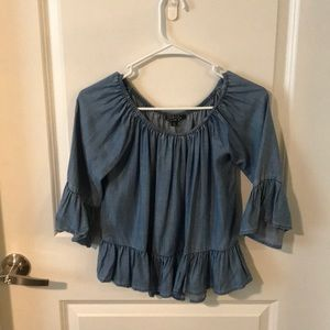Gianni Bini Off The Shoulder Top